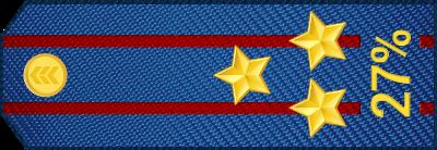Партнерская программа АвтоВебОфис (АвтоОфис) - Рейтинг партнера «Полковник»