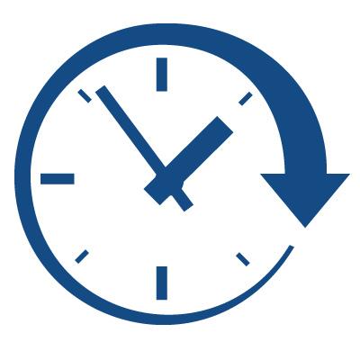 Существенная экономия времени за счет автоматизации.