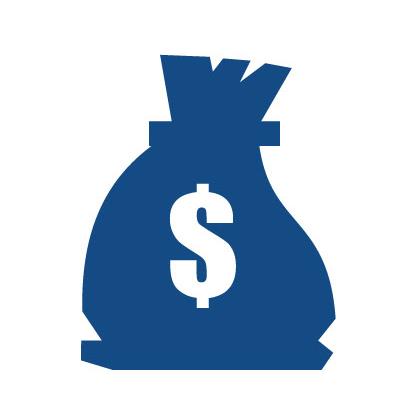 Регулярный доход каждый месяц от привлеченных клиентов.